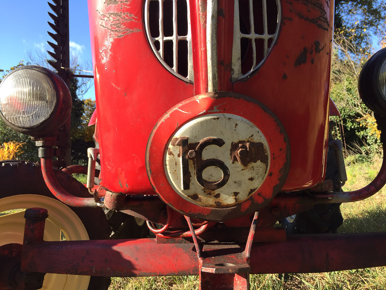 #14 1958 Porsche 108K Junior