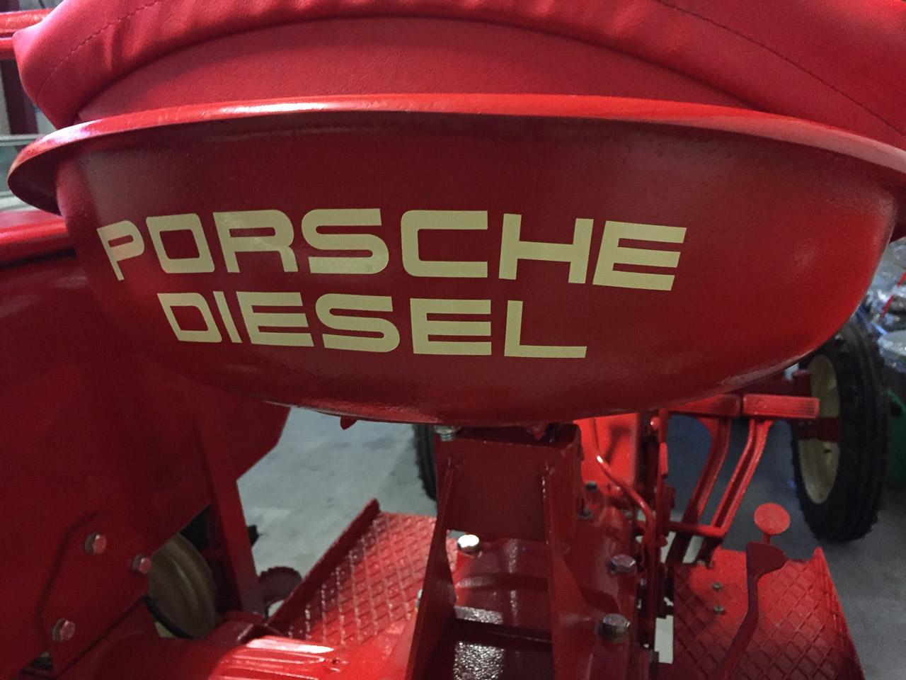 #17 1960 Porsche 108L Junior