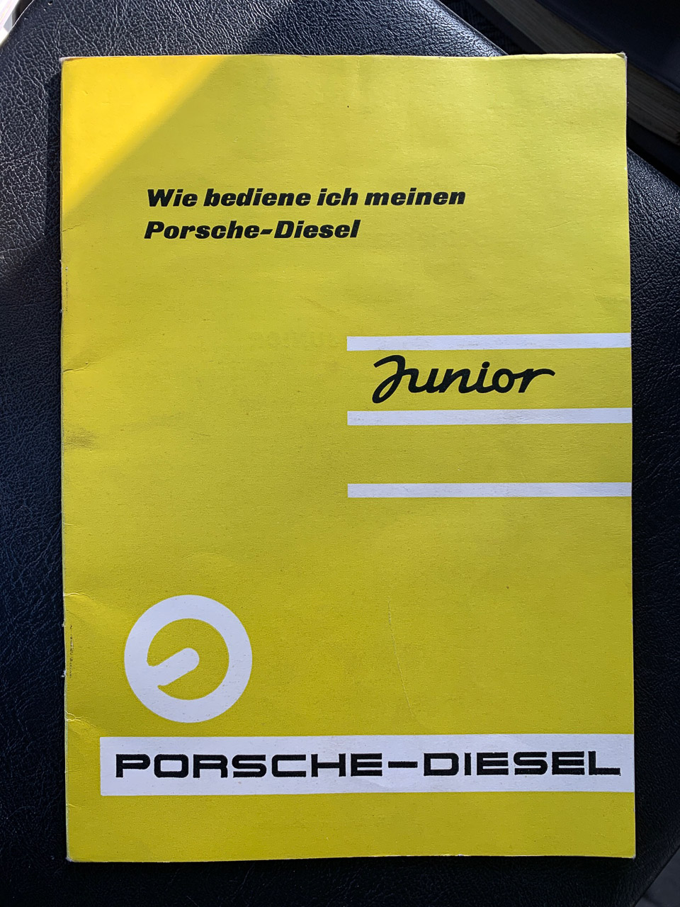 #23 1963 Porsche P109 Junior