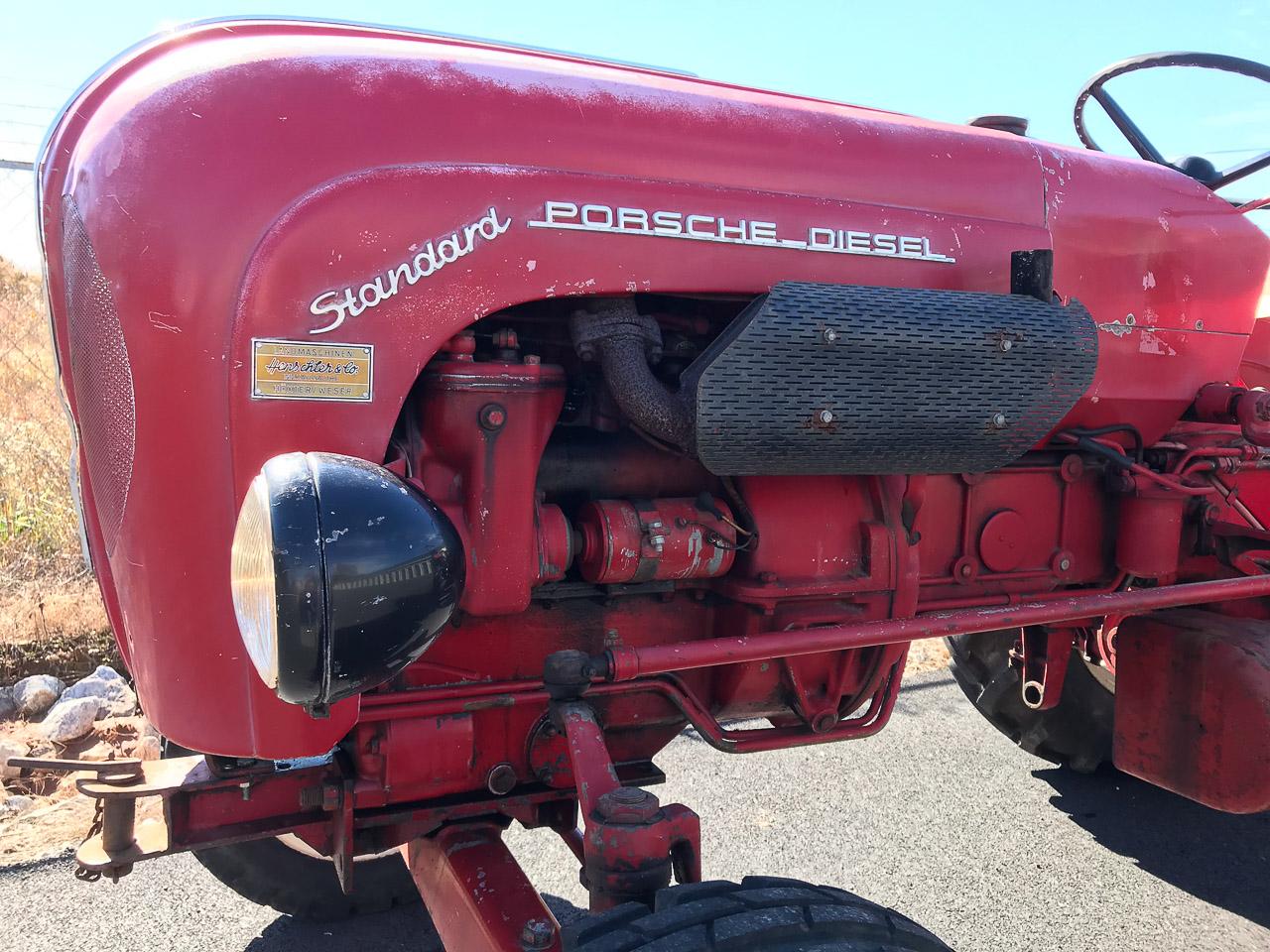 #7 1963 Porsche 217 Standard