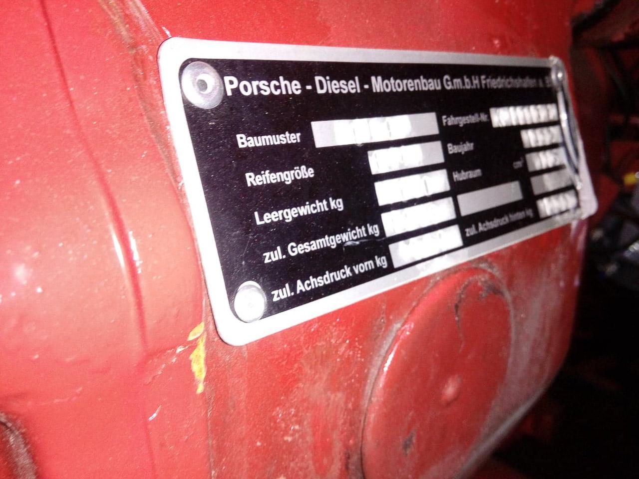 #M1 1962 Porsche P109 Junior